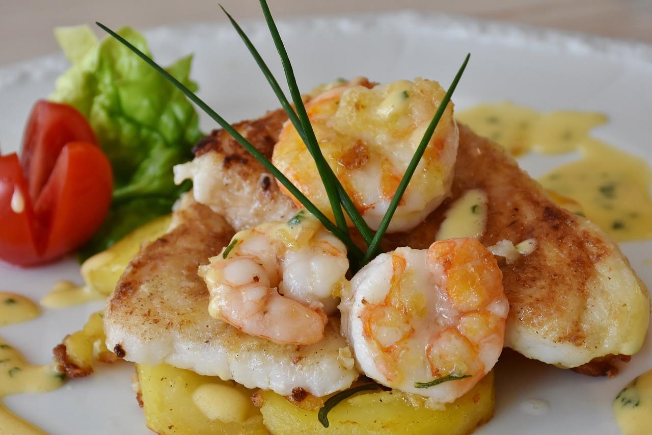 mangiare pesce fresco a brescia