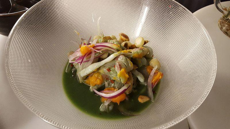 ristorante di pesce a Brescia