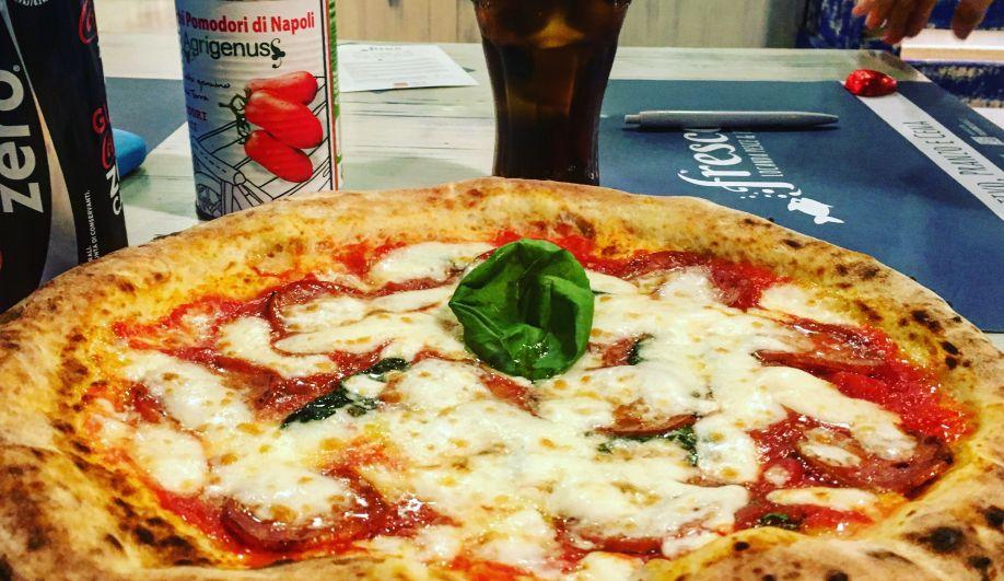 la migliore pizza di Brescia